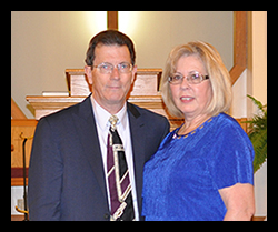 Pastor Bill and Leah Pier